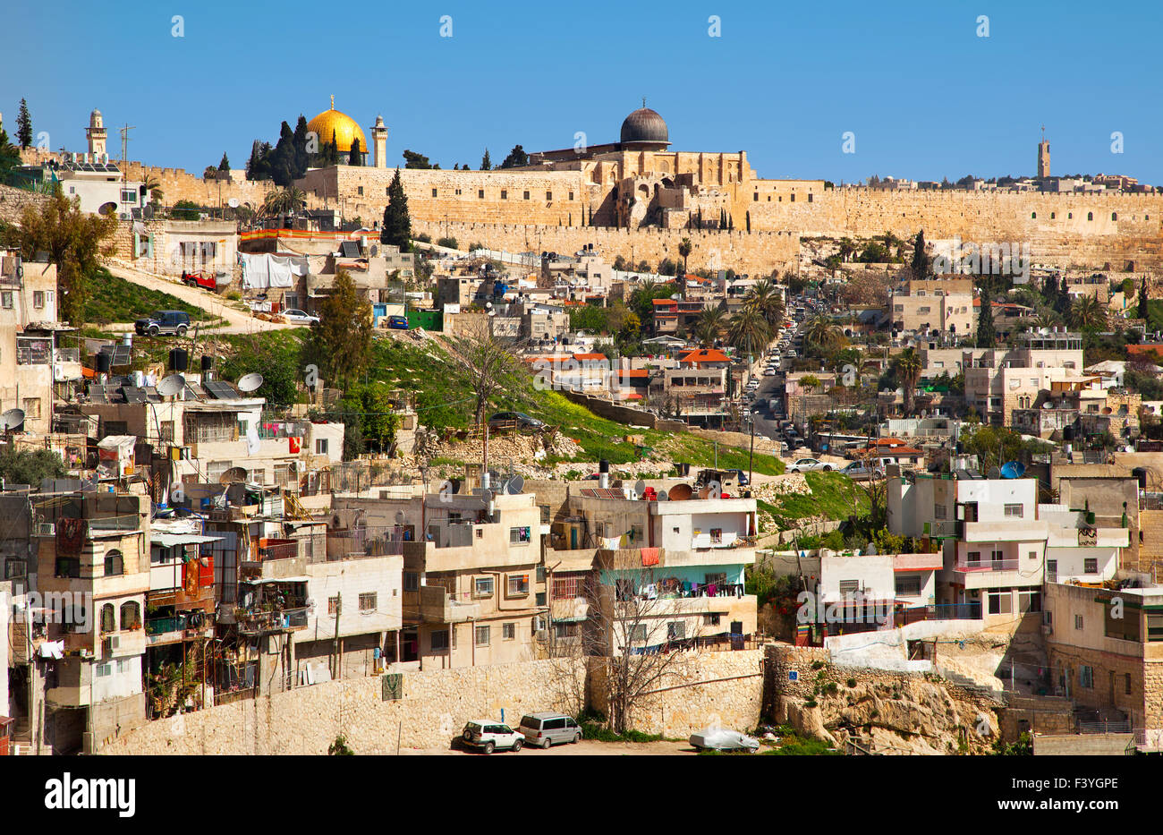 Jerusalem, Israel - Stock Image