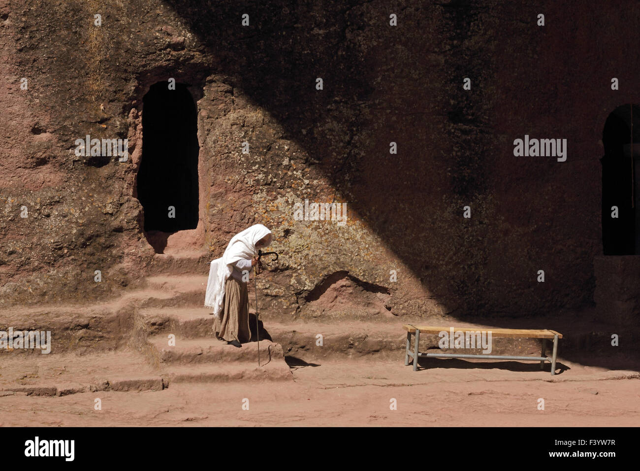 Lalibela - Stock Image