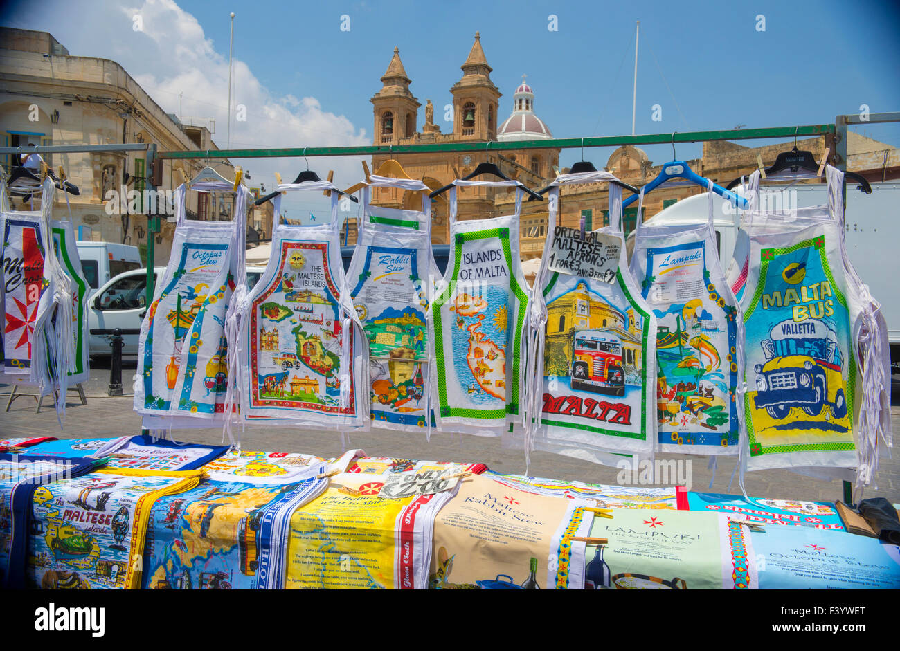 Maltese Market Stock Photos & Maltese Market Stock Images - Alamy
