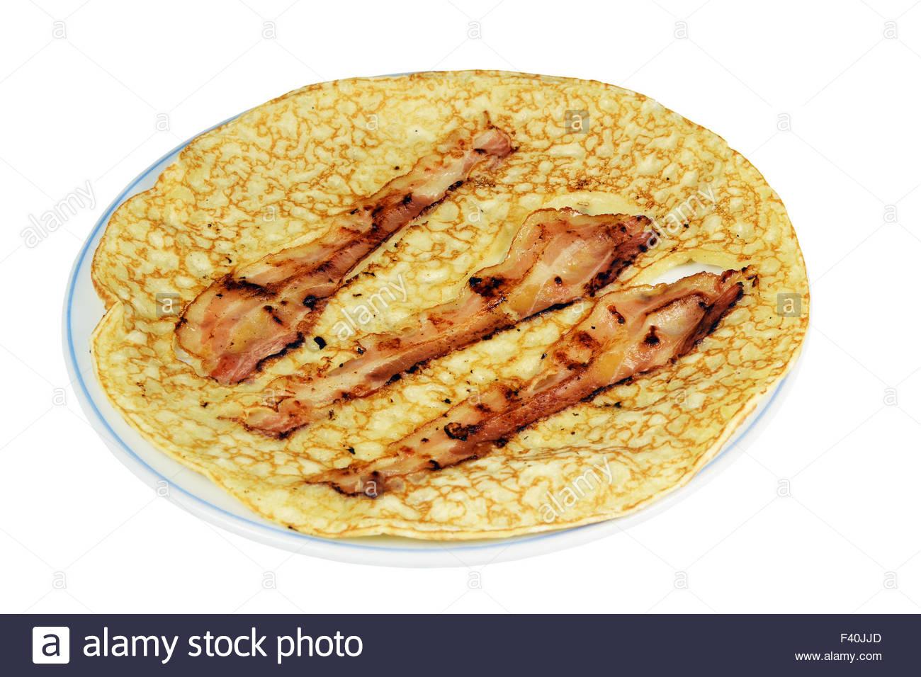 Pancake. - Stock Image