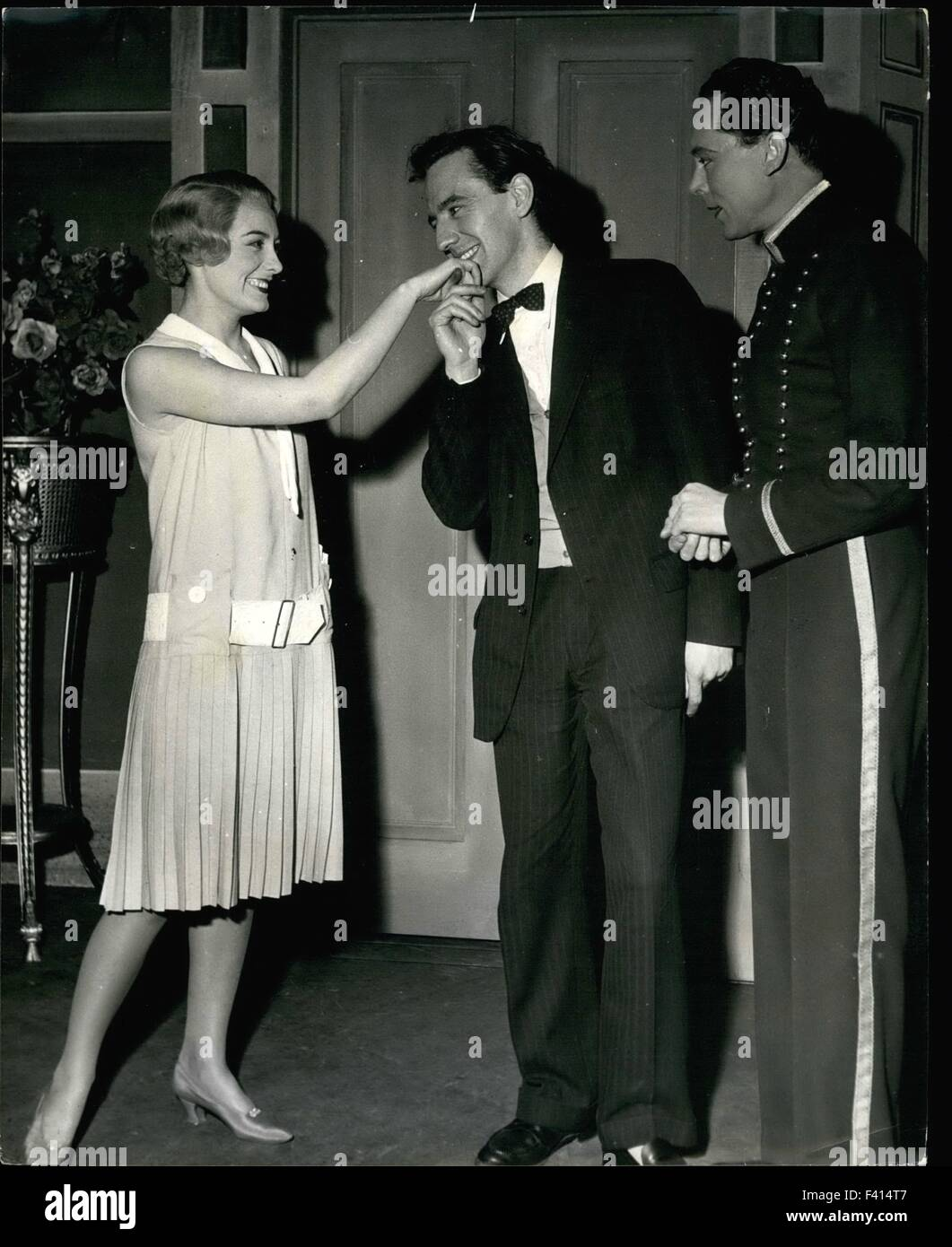 Feb 24 1967 the boy friend is 29 year old sandy wilson 24 1967 the boy friend is 29 year old sandy wilson seen greeting the star anne rogerz anthony hayes who plays opposite her looks and m4hsunfo