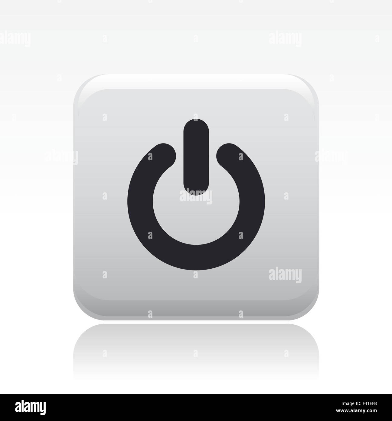 On Off Switch Icon Illustration Stock Photos & On Off Switch Icon ...