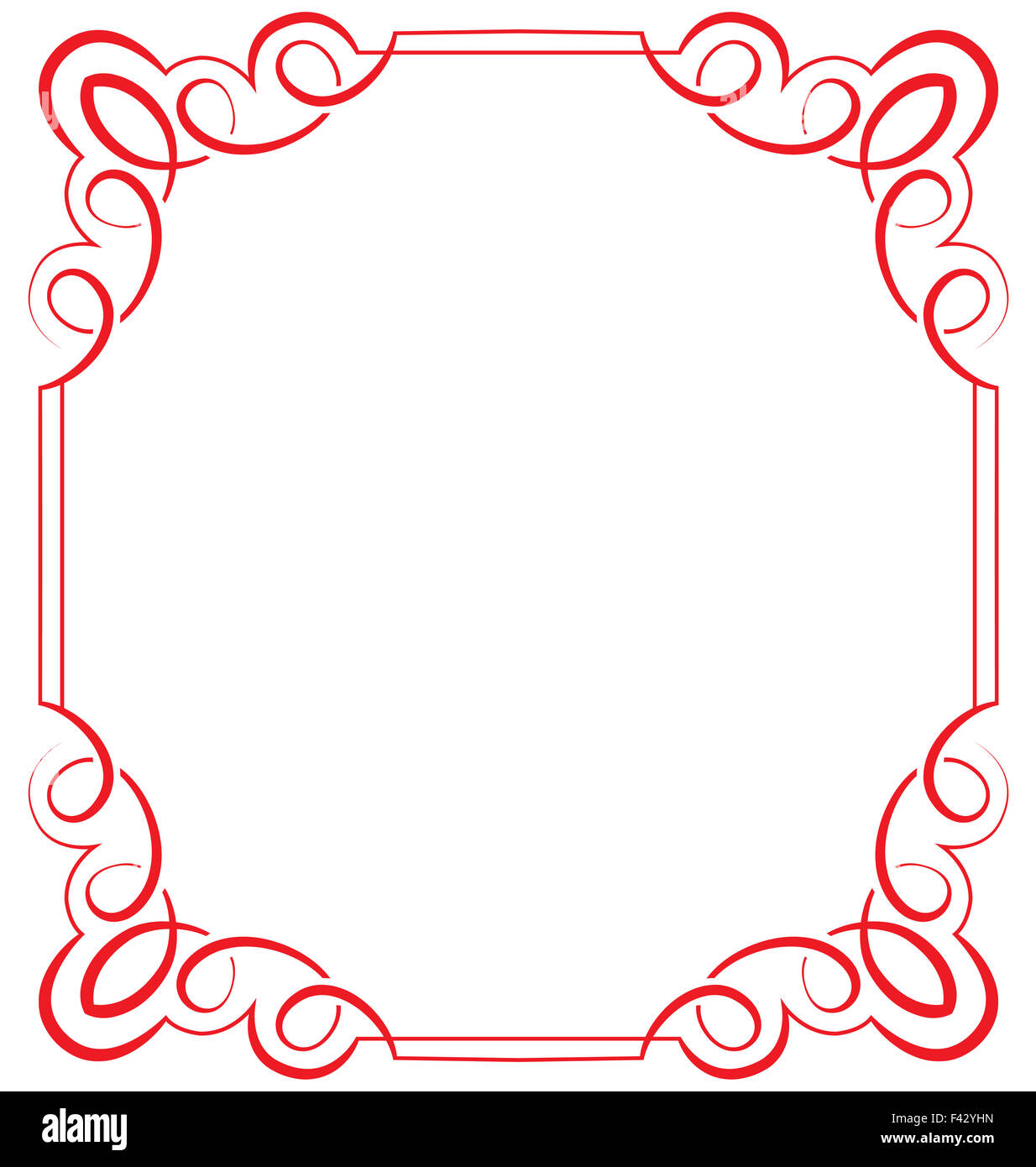 ornate frame vector stock photos ornate frame vector stock images