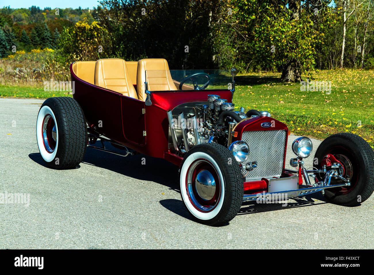 1923 Ford Model T Custom Hot Rod Stock Photo: 88597064 - Alamy