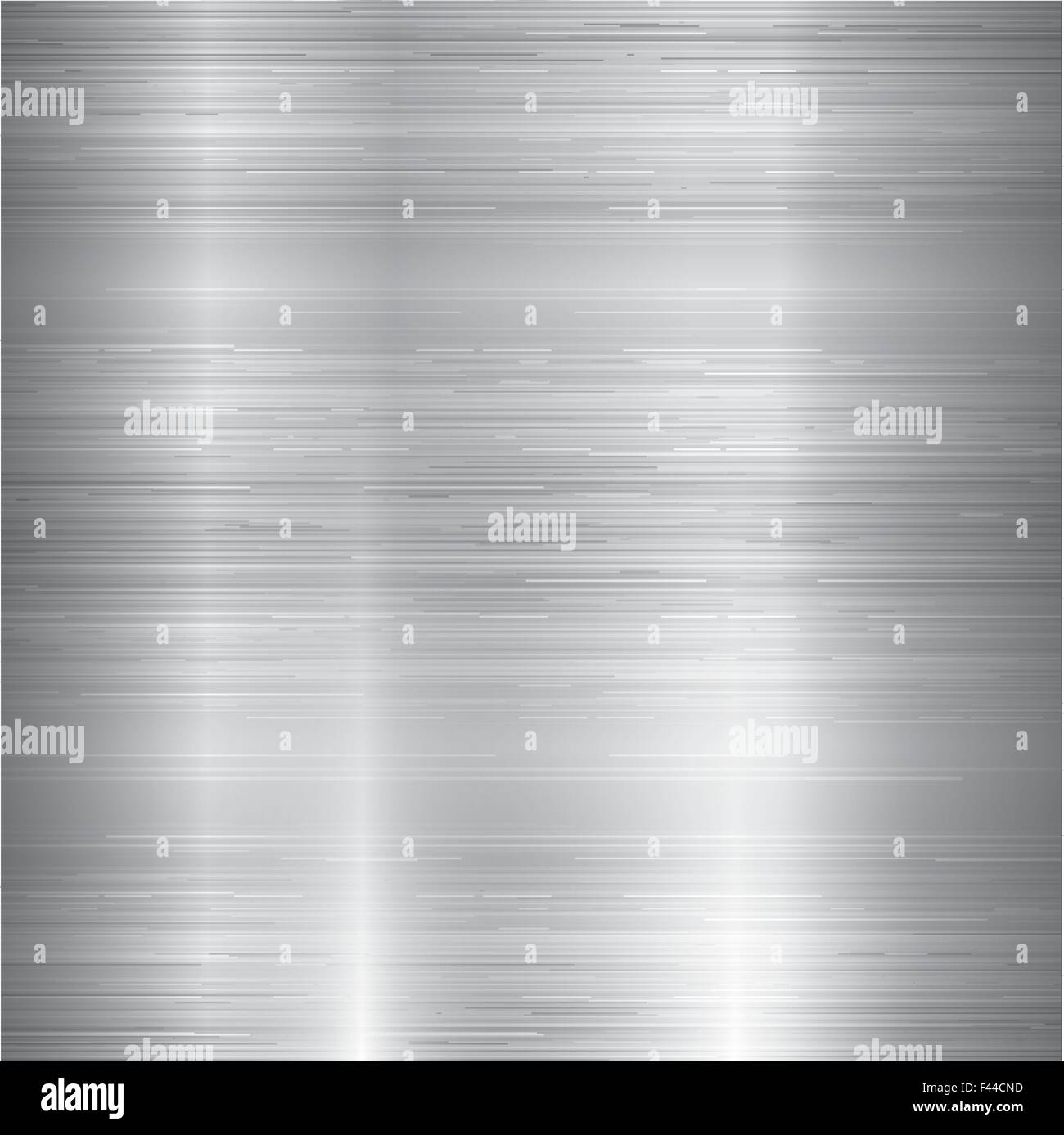Silver metal background - Stock Vector