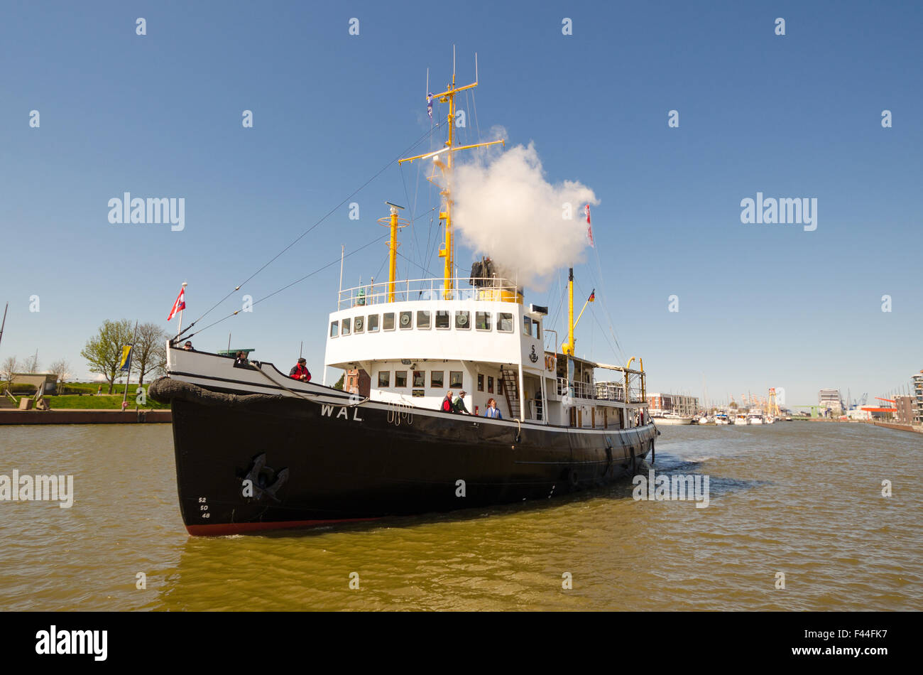Icebreaker Stock Photo