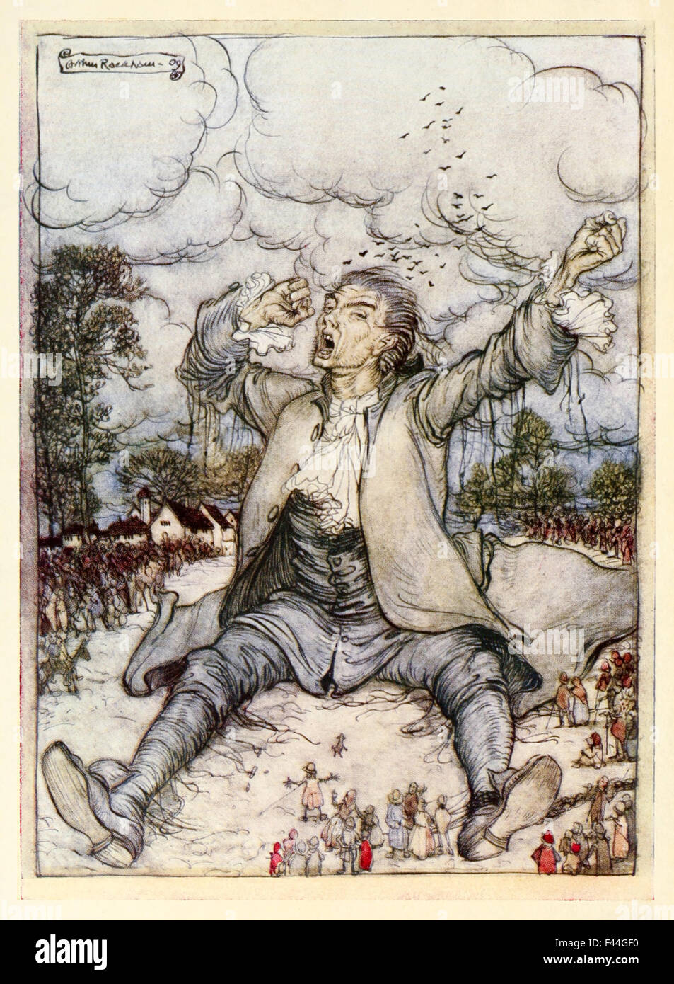an analysis of part i of a voyage to lilliput - an analysis of gulliver's travels  part i: a voyage to lilliput  voyage is to lilliput.