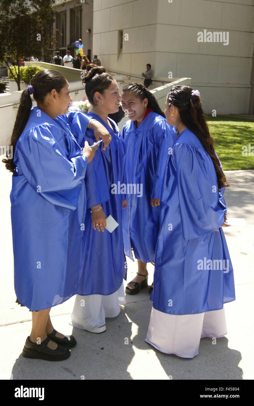 Girl In Graduation Clothes Stock Photos & Girl In Graduation Clothes ...