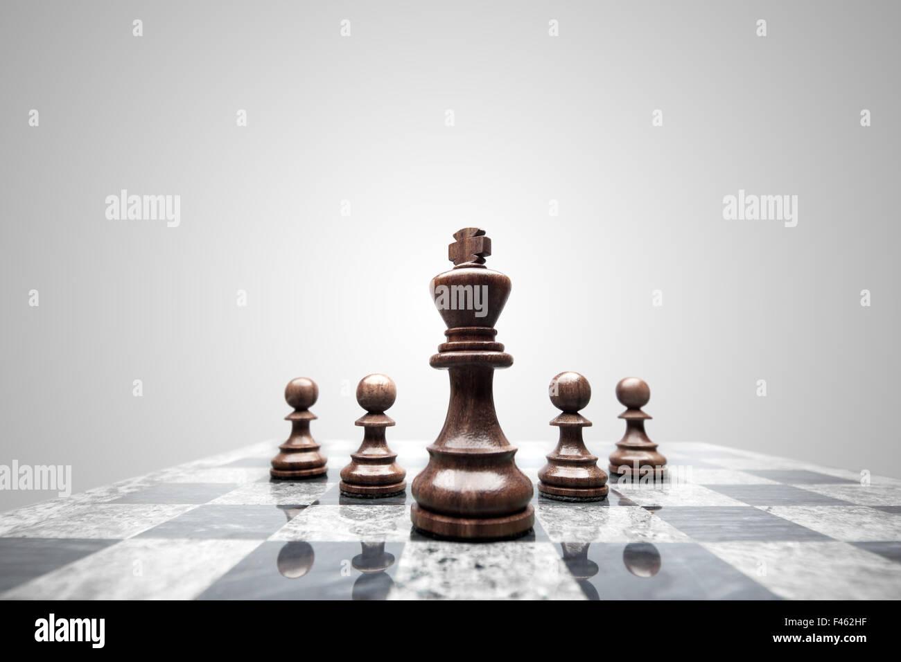 Feel the tactics. - Stock Image