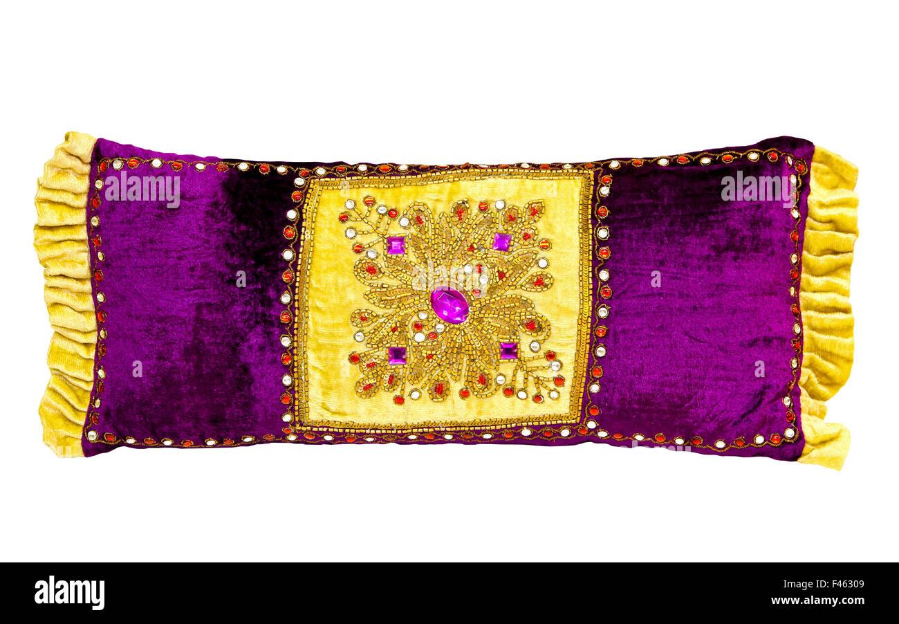 Velvet Cushion Stock Photos Amp Velvet Cushion Stock Images