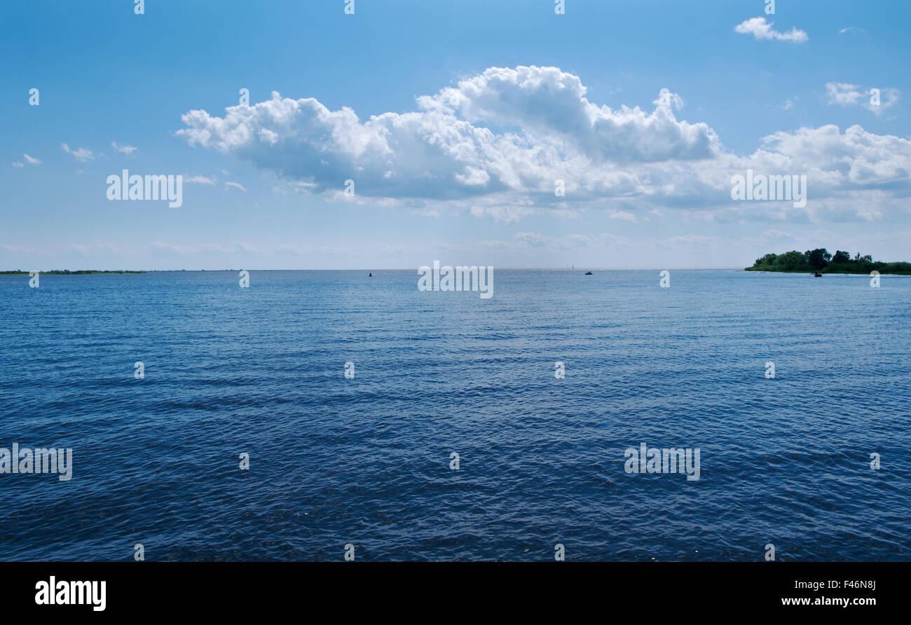 Where is the lake Ilmen in Russia 87