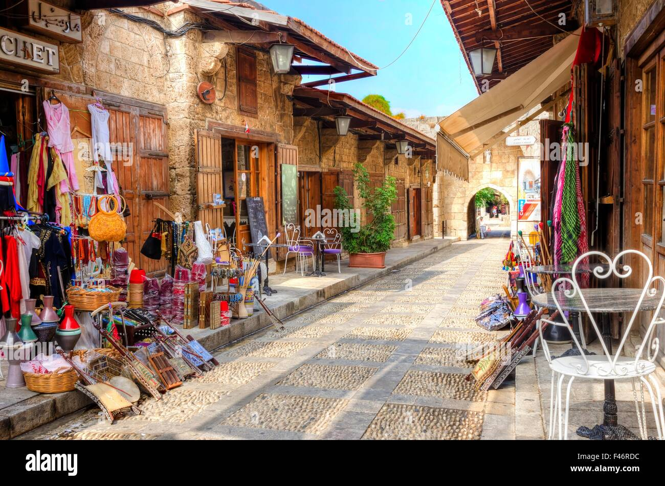 .The traditional old souks of Byblos, Lb | Good morning ... |Old Byblos Lebanon