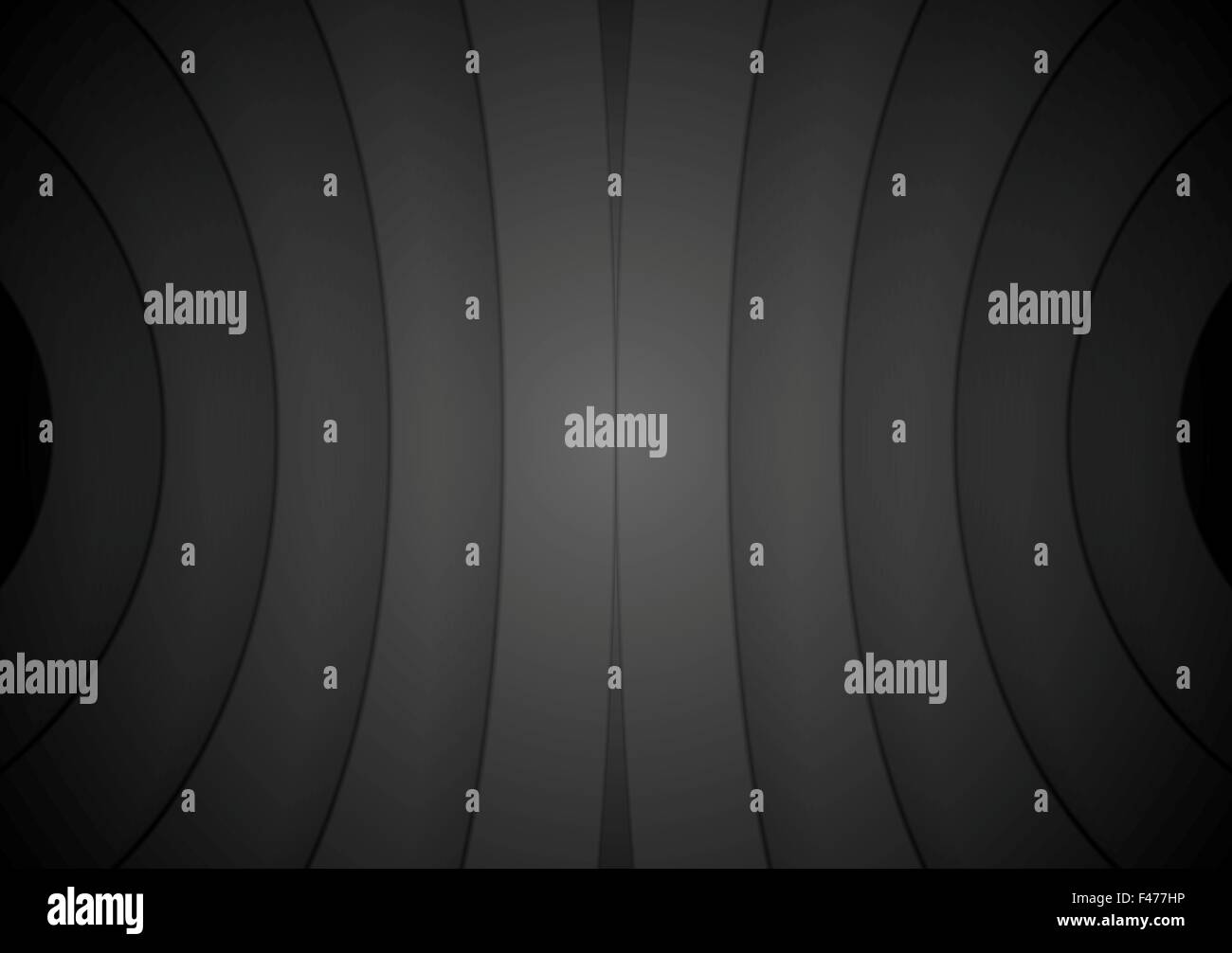 Abstract Curve Shapes Vector Background Stock Photo