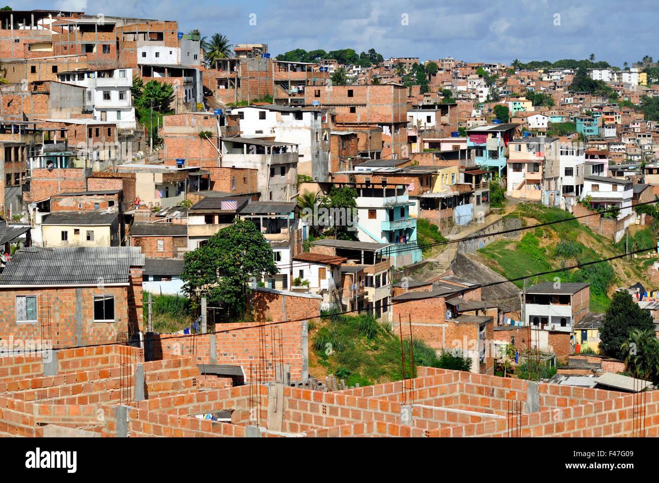 Favela Brasilien
