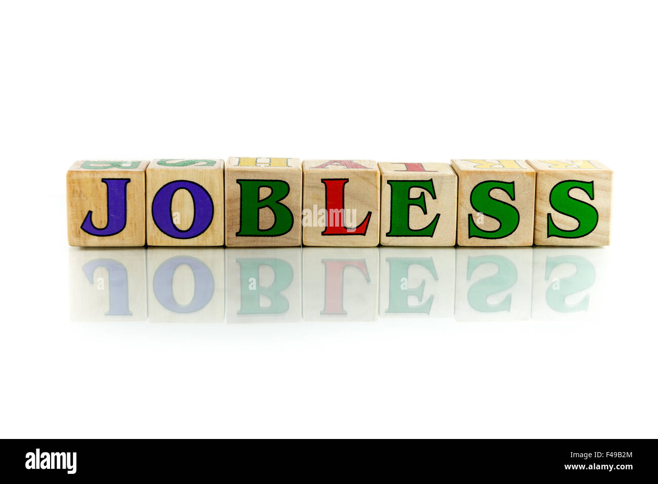 jobless - Stock Image