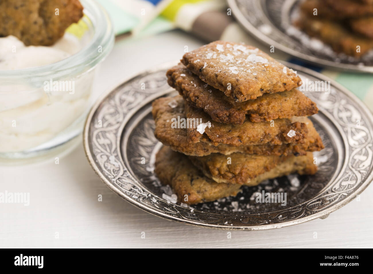 spanish snack crackers stock photos spanish snack crackers stock
