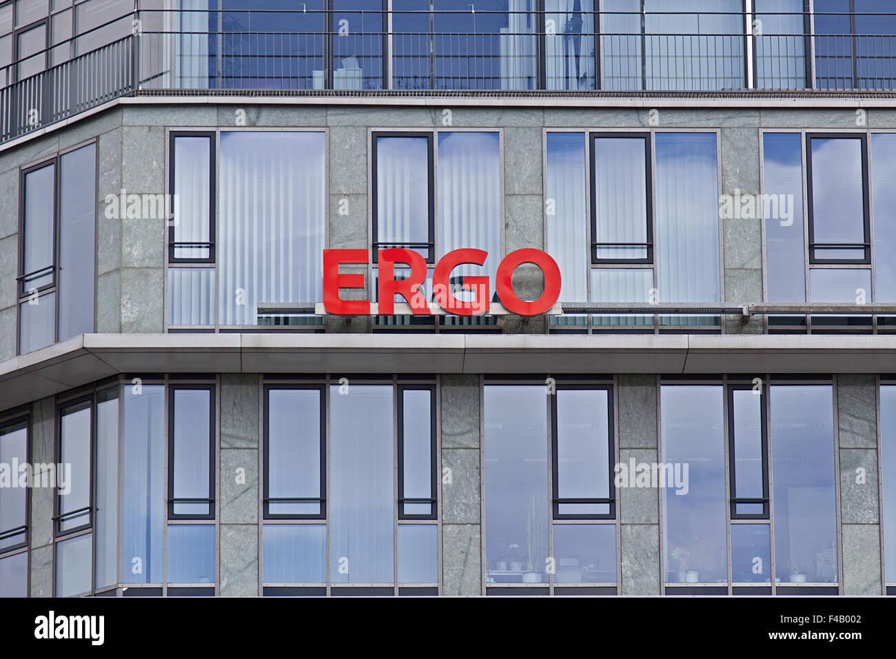 Ergo Stock Photo