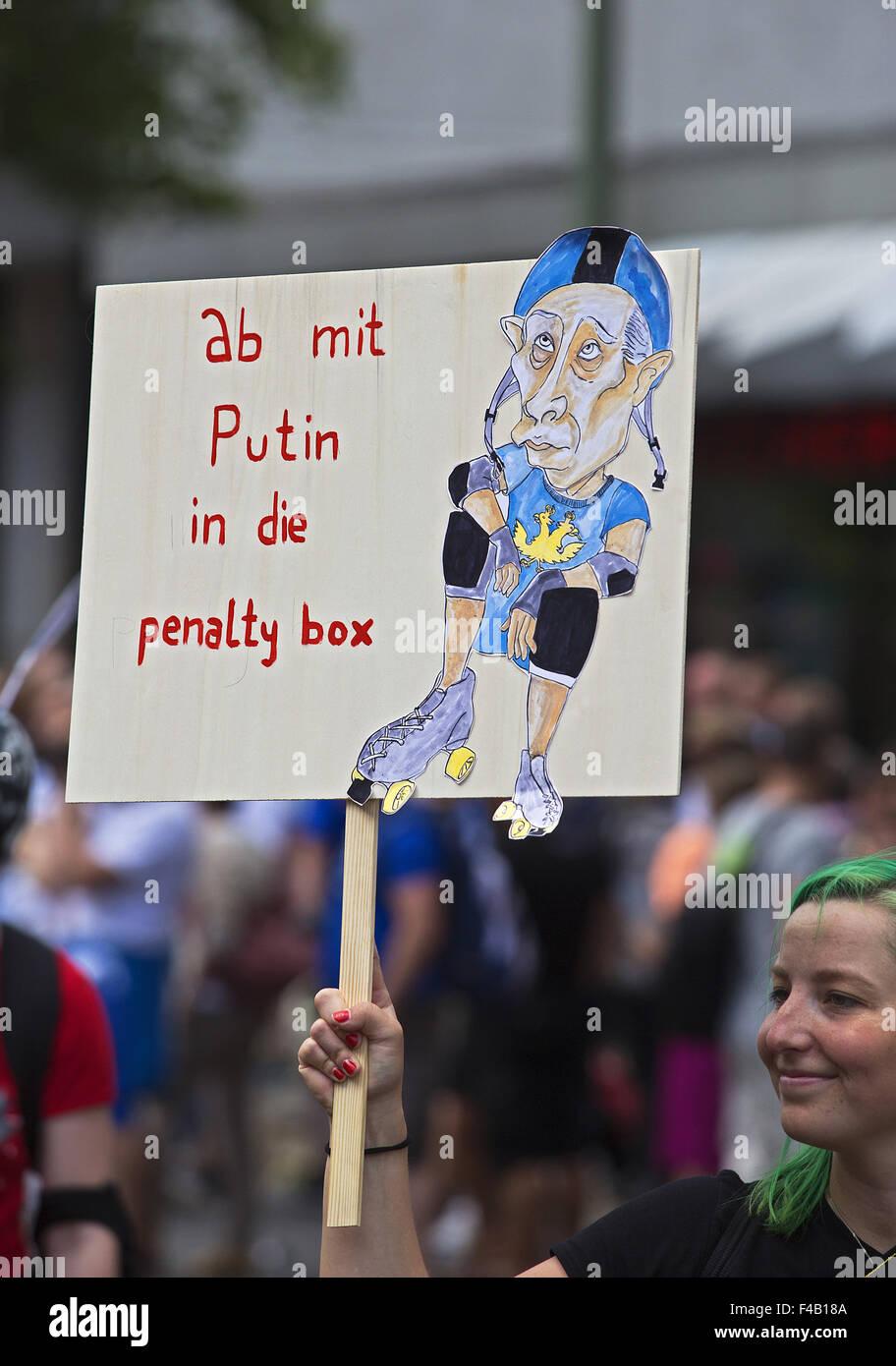 Putin Stock Photo