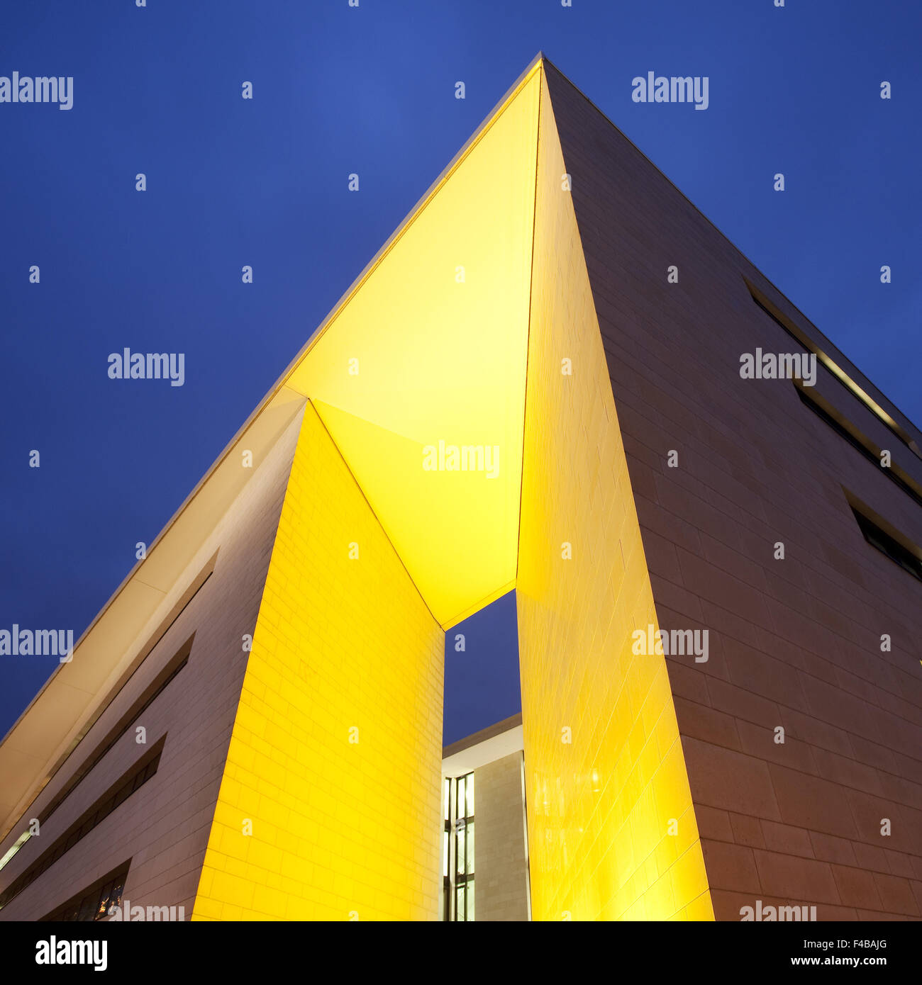 Stadtkrone Ost, Dortmund, Germany. - Stock Image