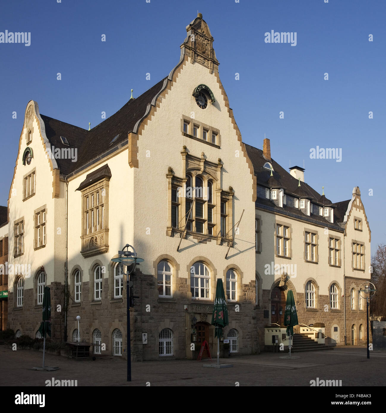 Official House Applerbeck, Dortmund, Germany. - Stock Image
