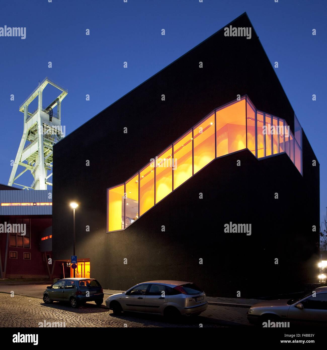Black Diamont, Mining Museum in Bo - Stock Image