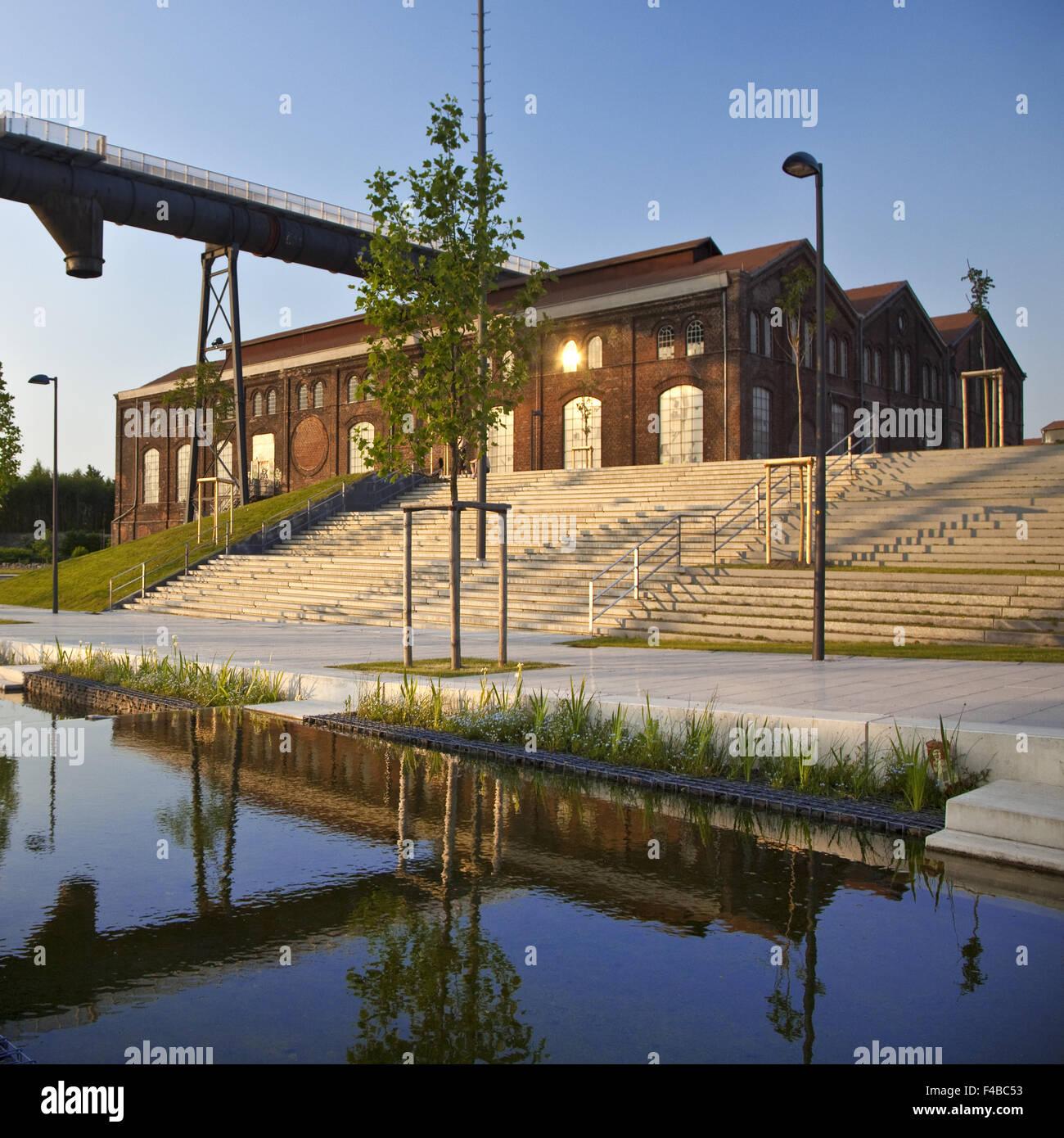 Phoenix Halle, Dortmund, Germany. - Stock Image