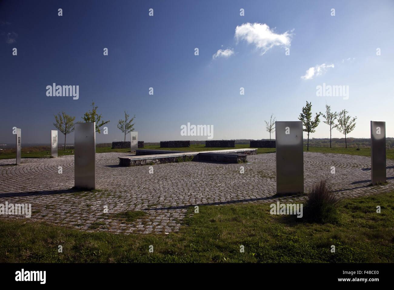 Tippelsberg, Bochum, Deutschland. - Stock Image