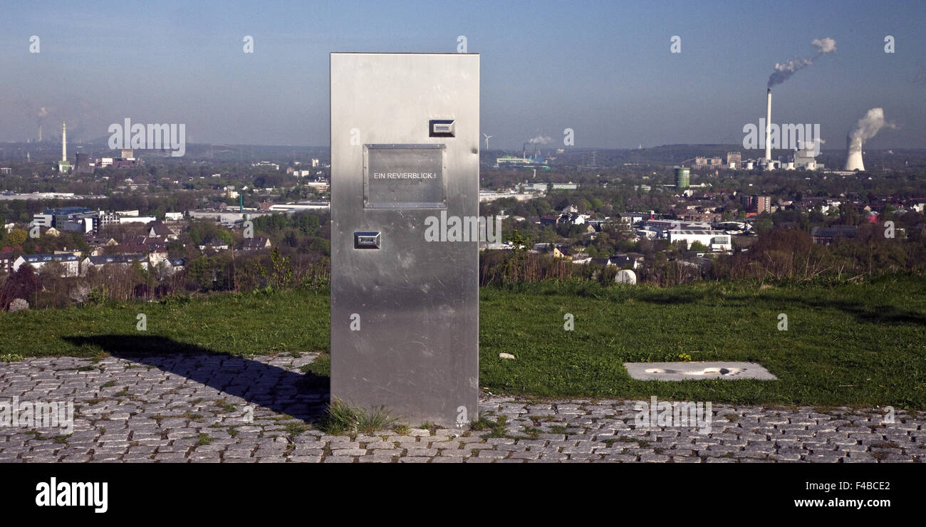 Tippelsberg, Bochum, Deutschland. Stock Photo