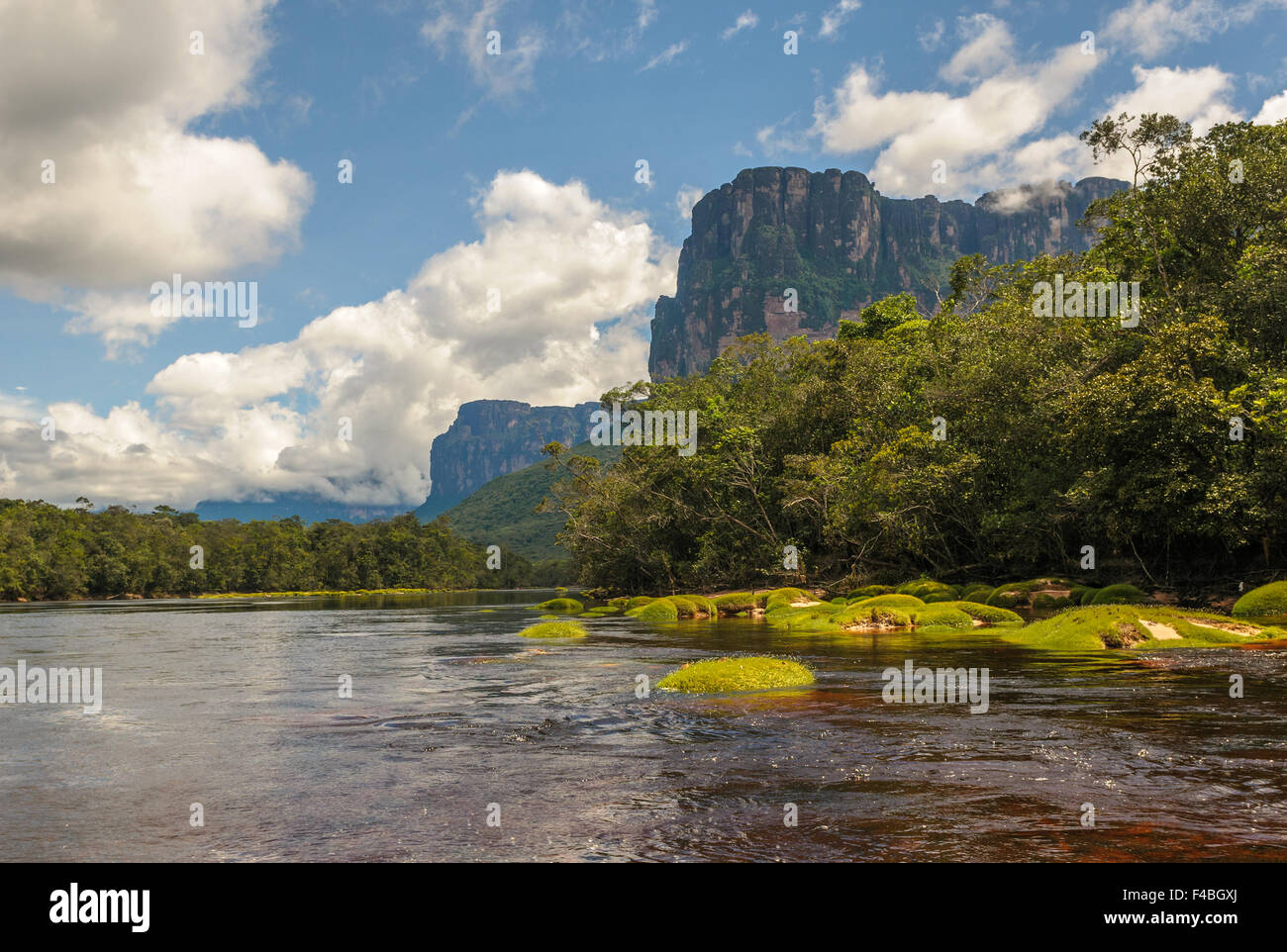 Canaima National Park, Venezuela - Stock Image