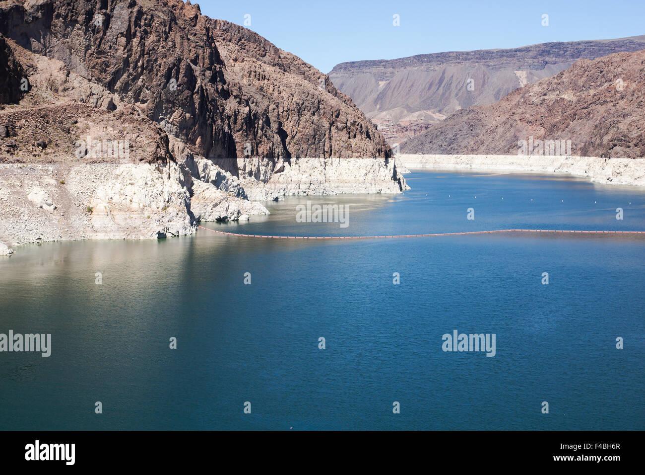 Hoover-Dam Stock Photo