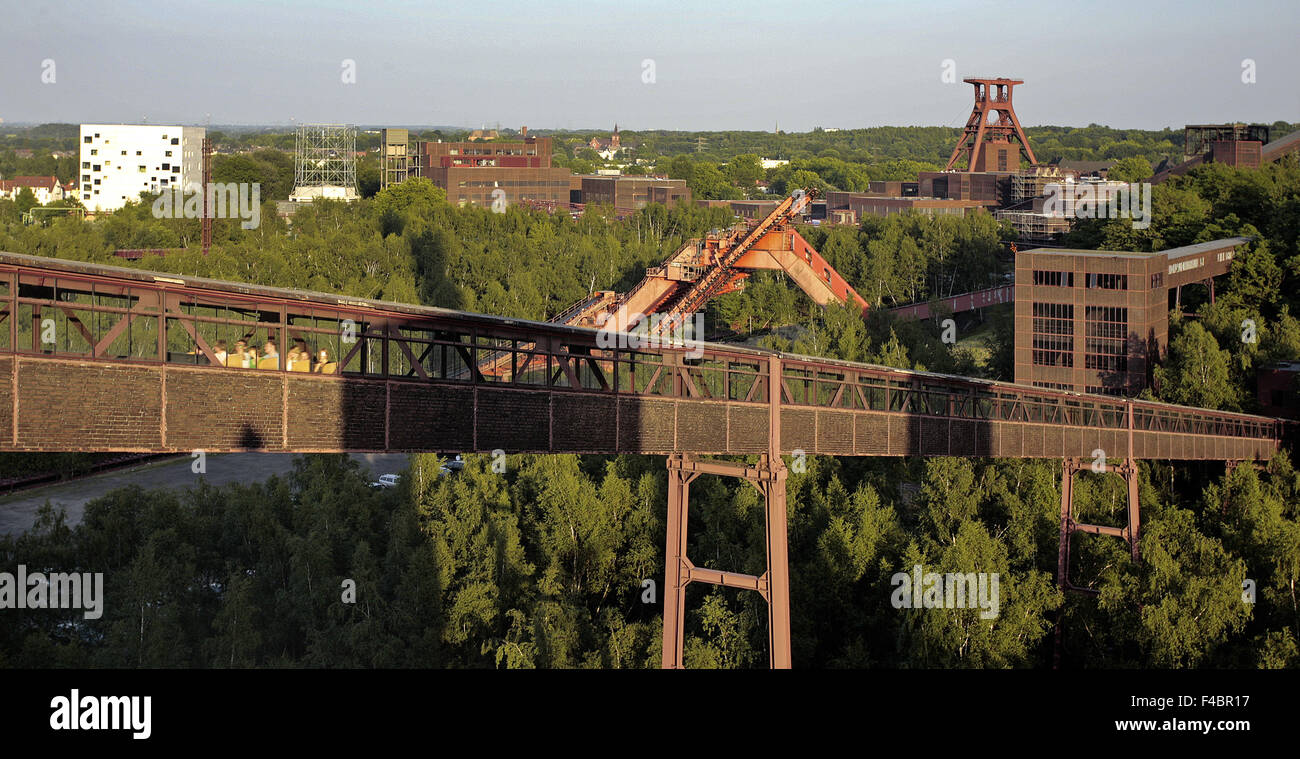 Zollverein, Essen, Germany - Stock Image