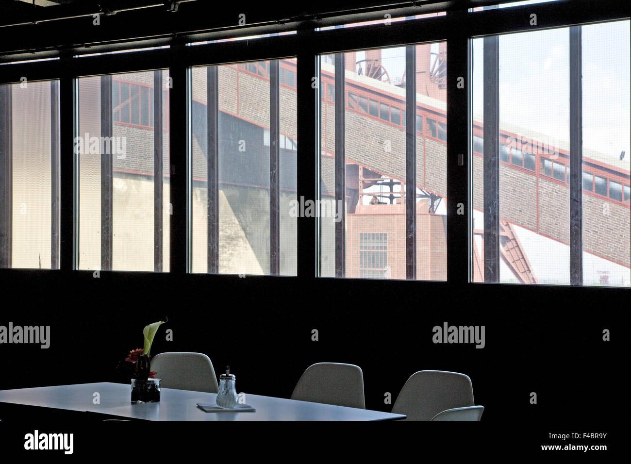 Zollverein, Essen, Germany - Stock Image