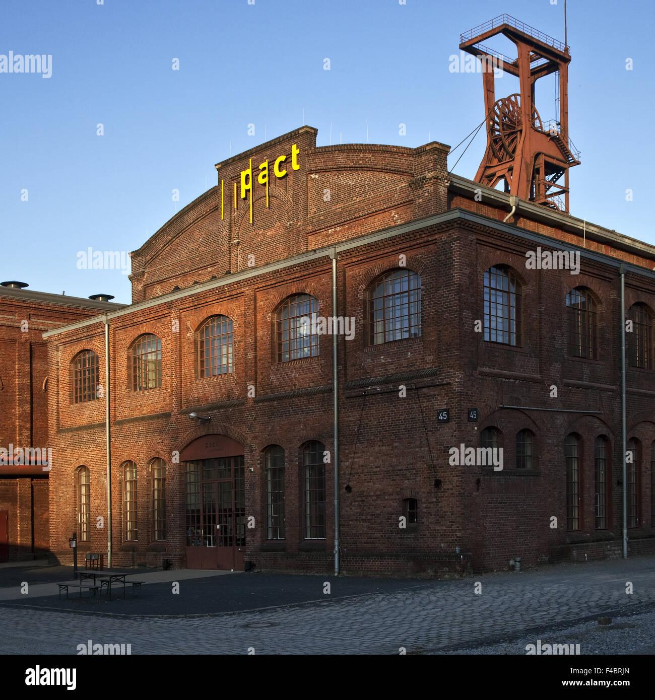 PACT Zollverein, Essen, Germany - Stock Image