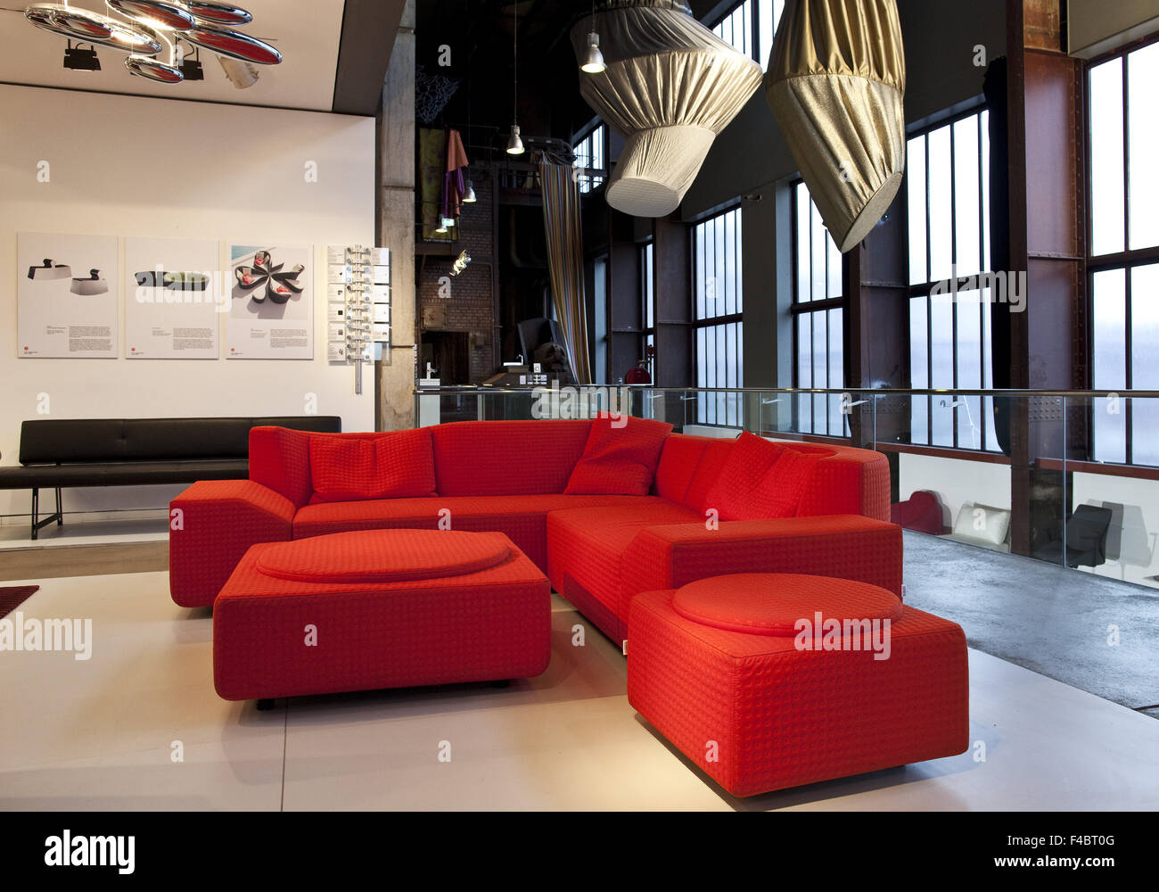 Red Dot Design Museum Zollverein Essen Stock Photo 88770768 Alamy