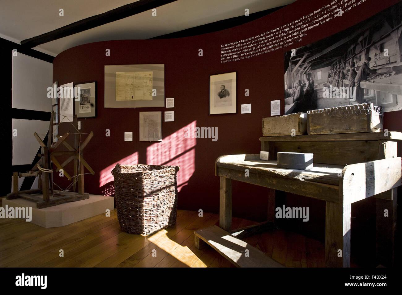 Open Air Museum, Hagen, Germany - Stock Image