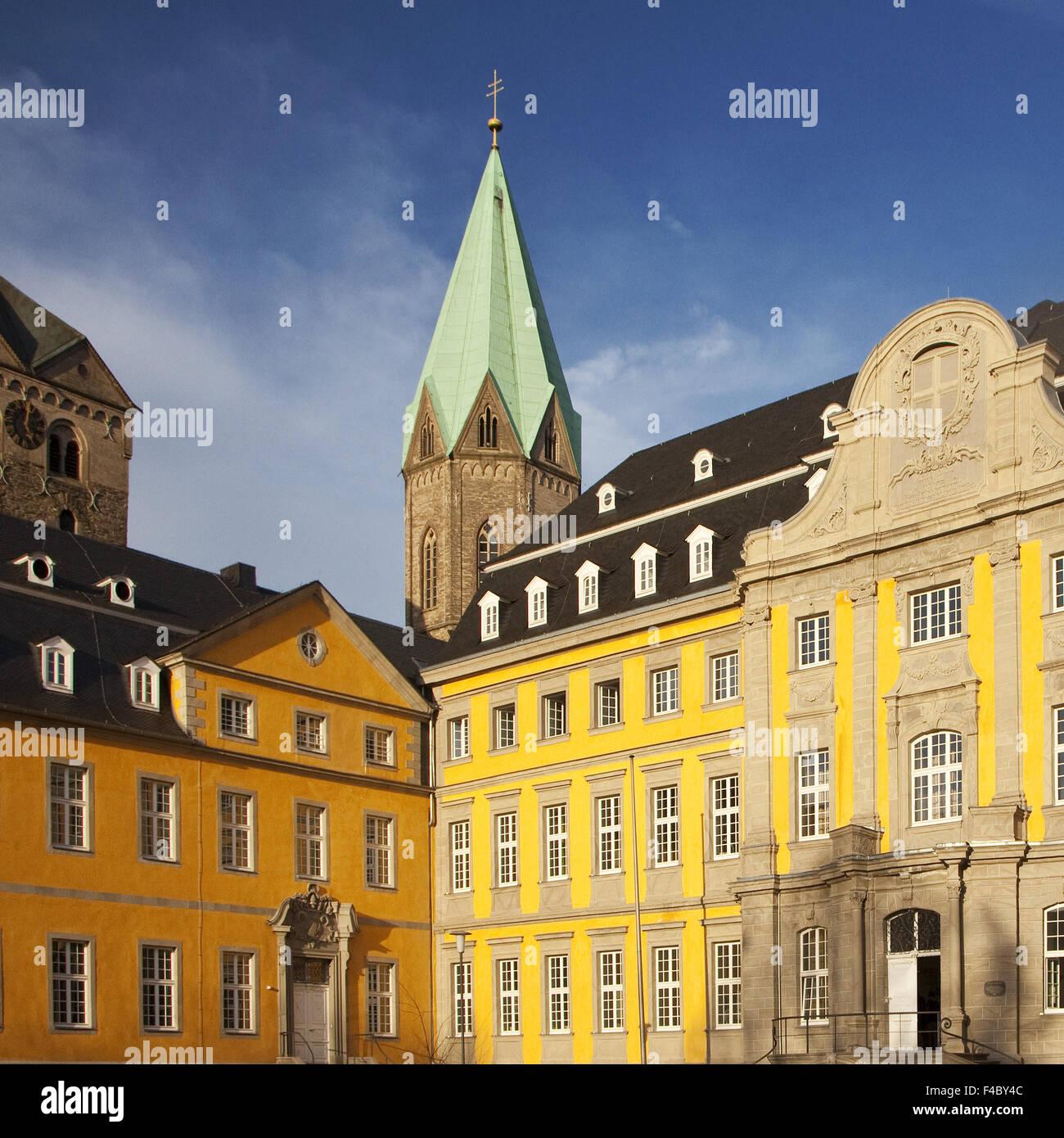 Folkwang University, Essen, Germany - Stock Image