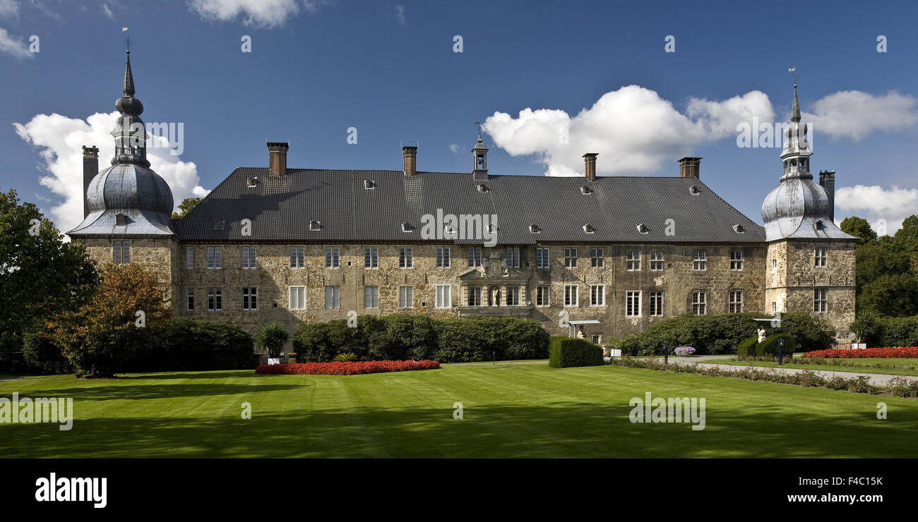 Castle Lembeck, Dorsten, Germany - Stock Image