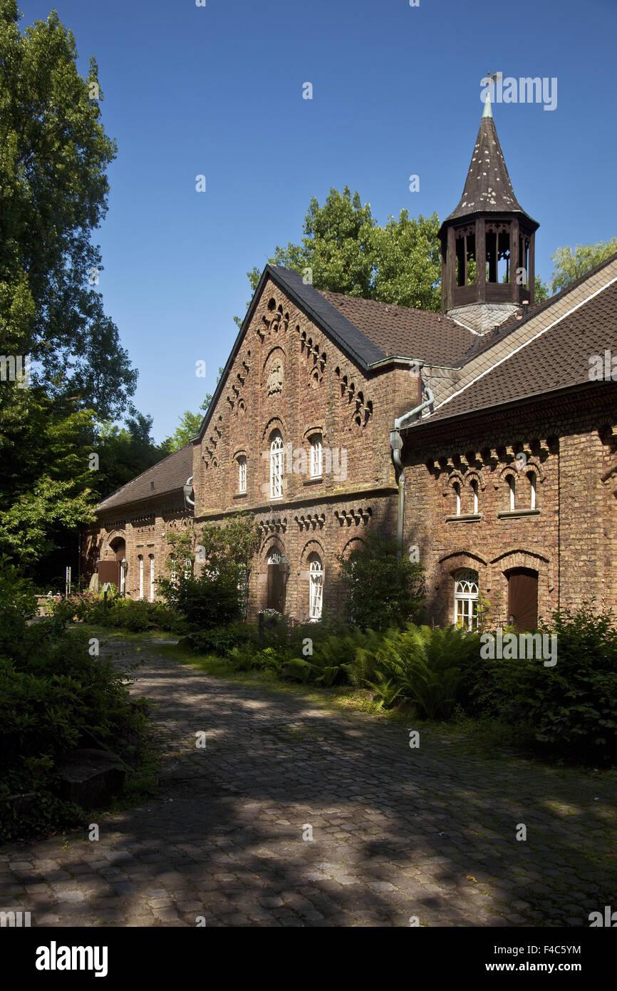 Museum of the City Luenen, Germany - Stock Image