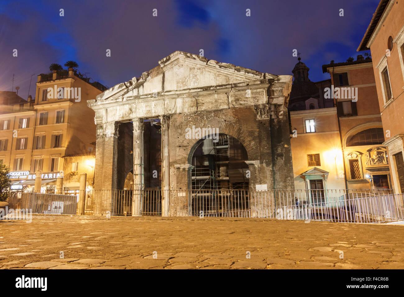 Il Portico Di Sam octavia stock photos & octavia stock images - alamy