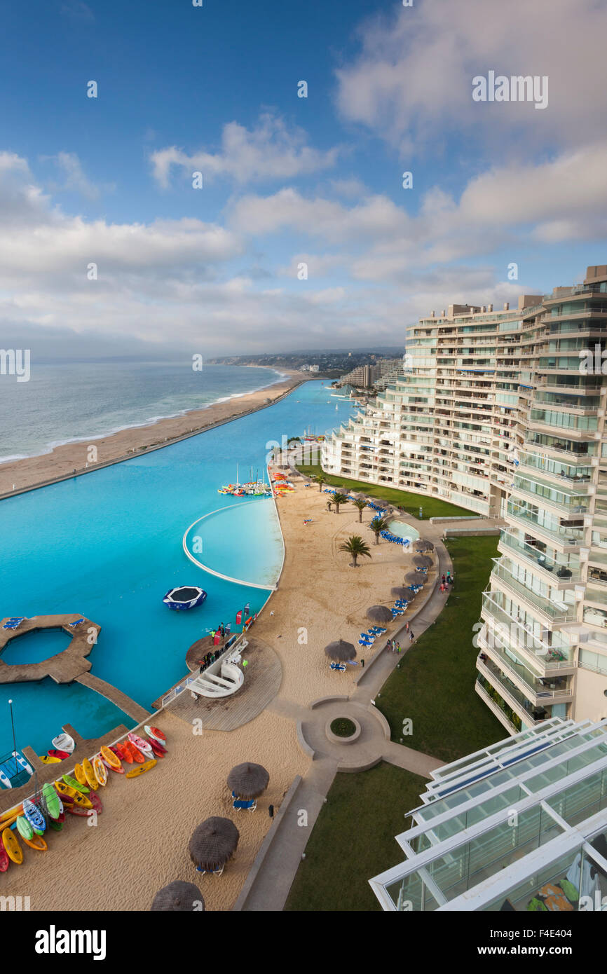 Worlds Largest Outdoor Pool At Chiles San Alfonso Del Mar Resort >> Chile Algarrobo San Alfonso Del Mar Resort Has The World S Largest