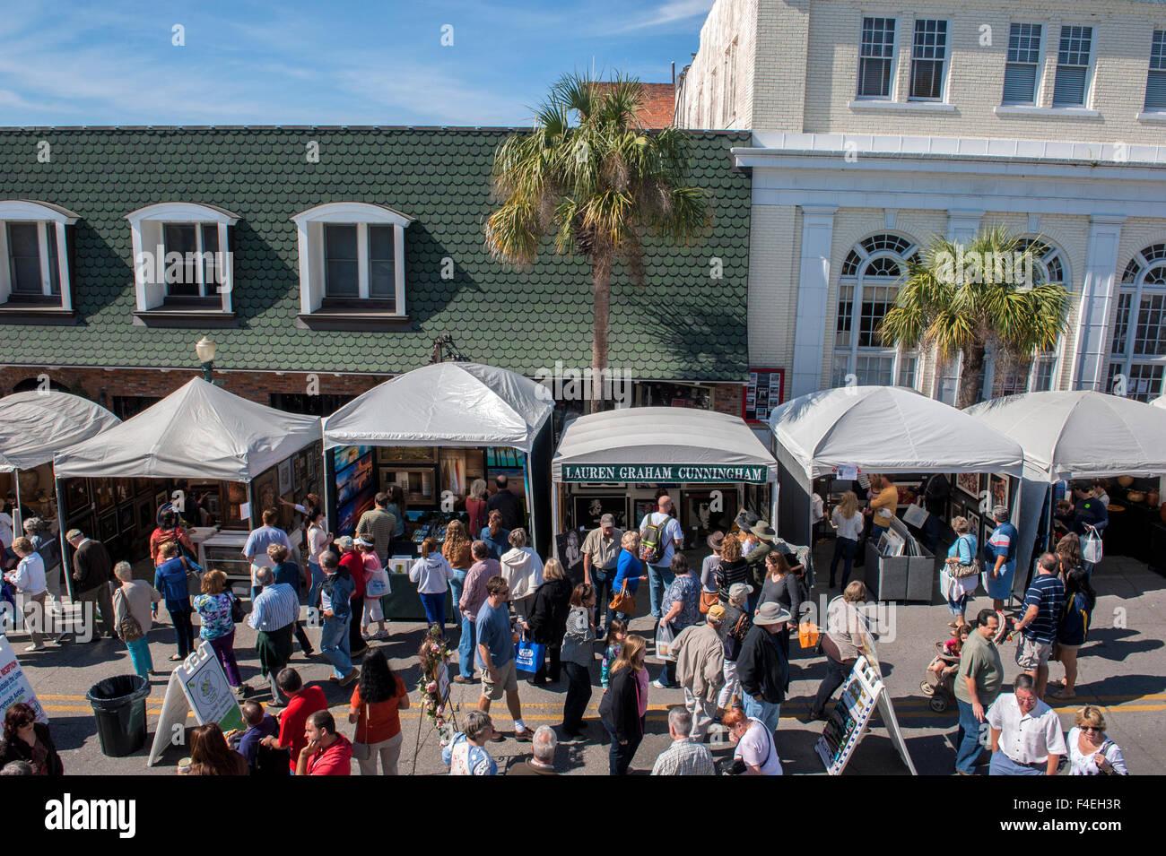 Mount Dora Craft Fair 2020.Mount Dora Florida Art Festival Stock Photos Mount Dora