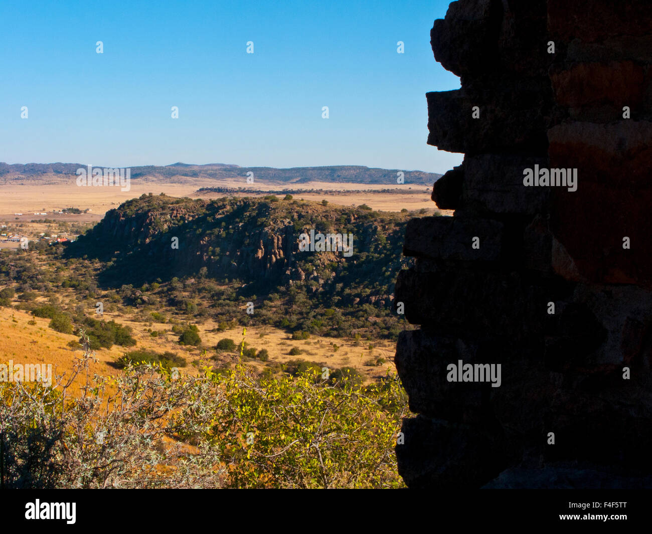 Fort Davis Tx >> Usa Fort Davis Texas Davis Mountains State Park View