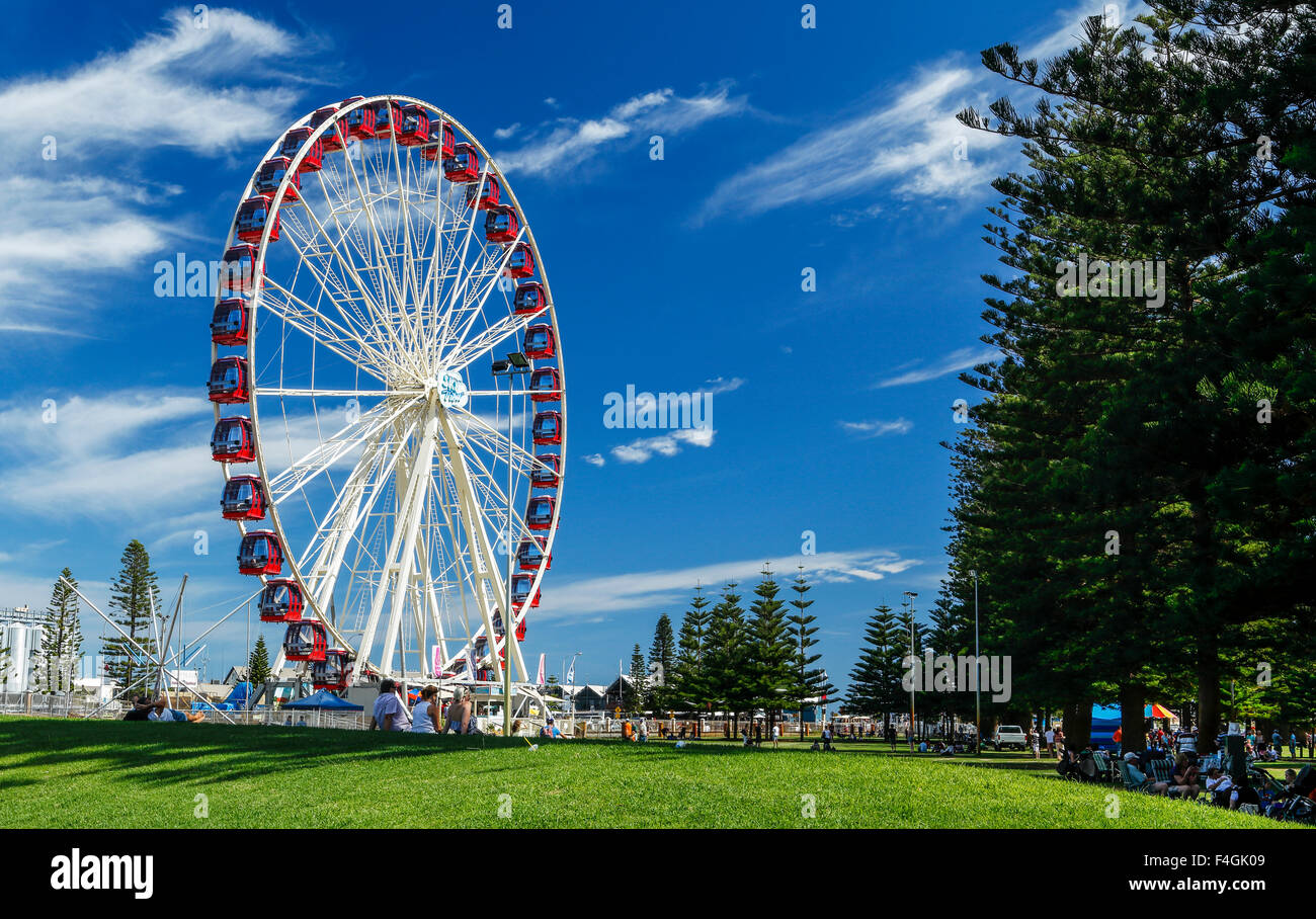 The Fremantle Eye in the city of Fremantle, Western Australia. - Stock Image