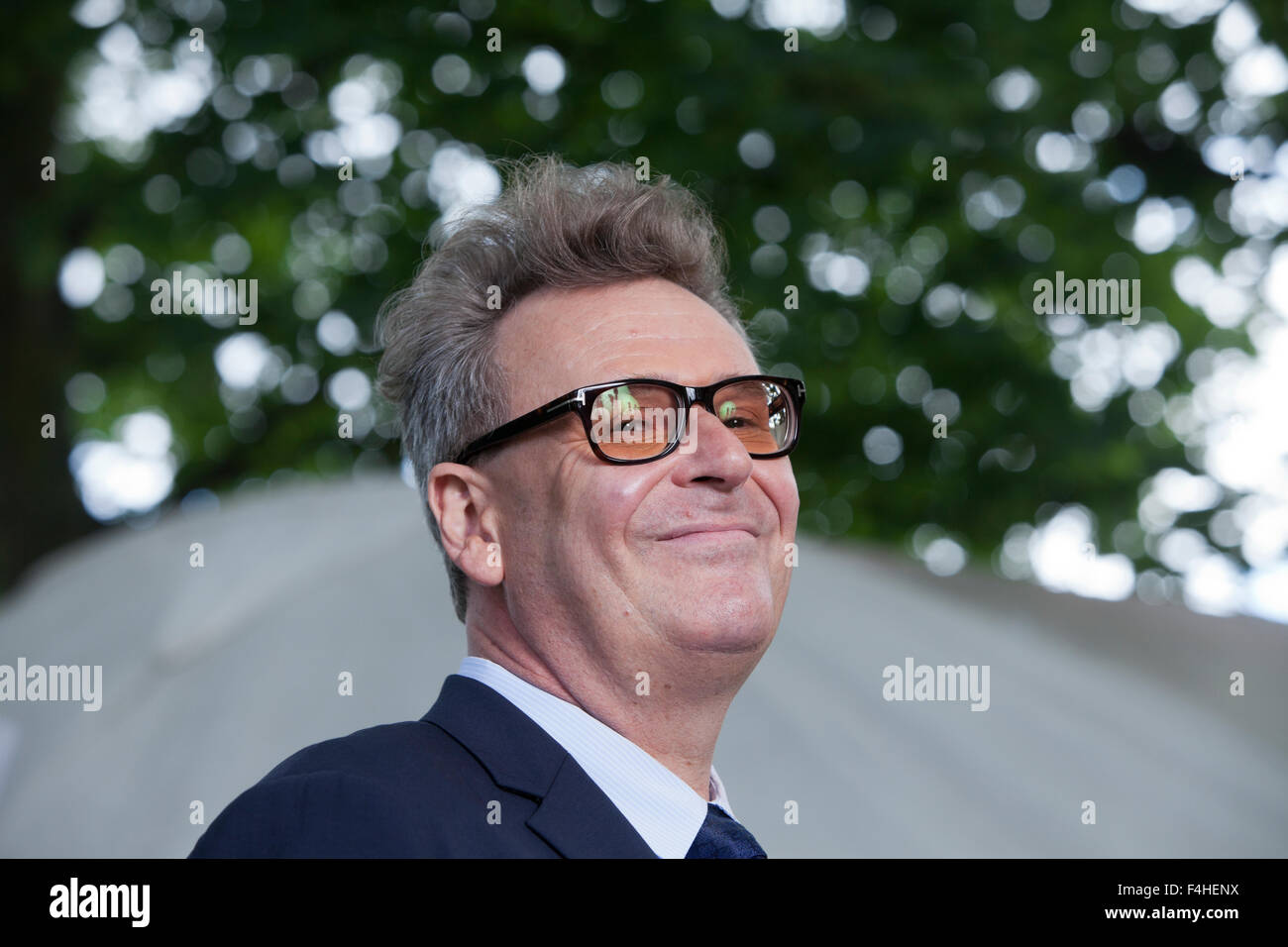 Gregory Everett 'Greg' Proops, the American actor, stand-up comedian and television host, writer, at the - Stock Image