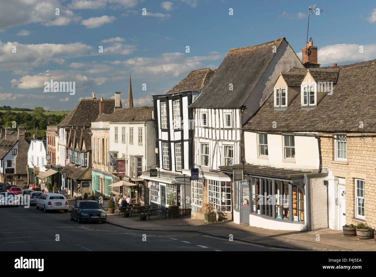 Burford, Oxfordshire, Cotswolds, England, United Kingdom, Europe - Stock Image