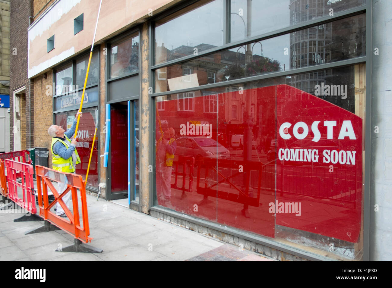 Shop Opening Soon High Resolution Stock Photography And Images Alamy