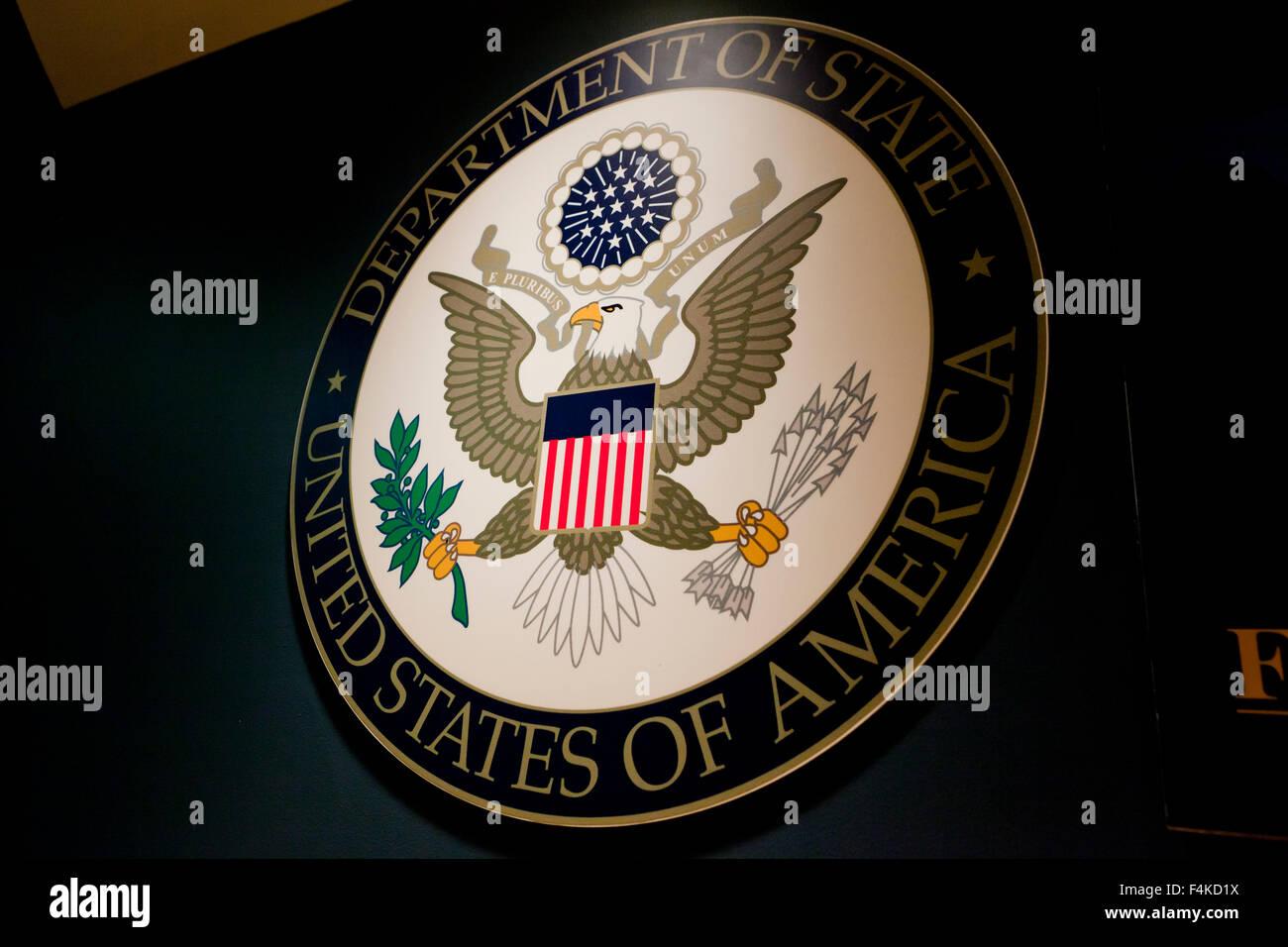 Department Of State Symbol