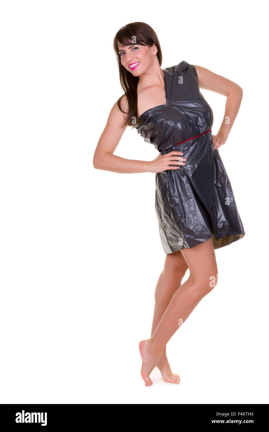 Garbage Bag Dress Google Search