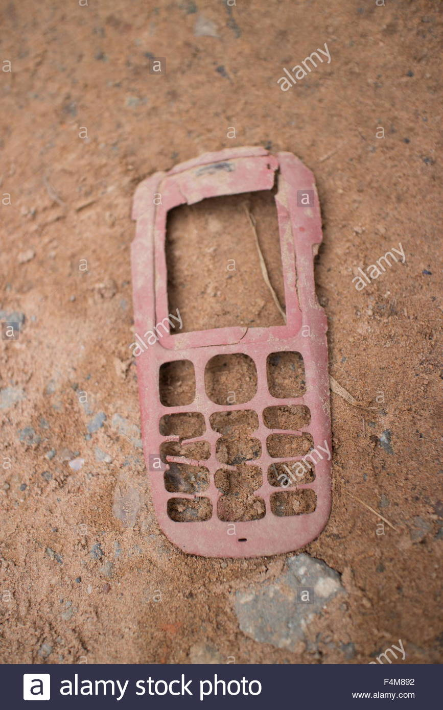 Old style mobile phone stock photos old style mobile - Vintage look mobel ...