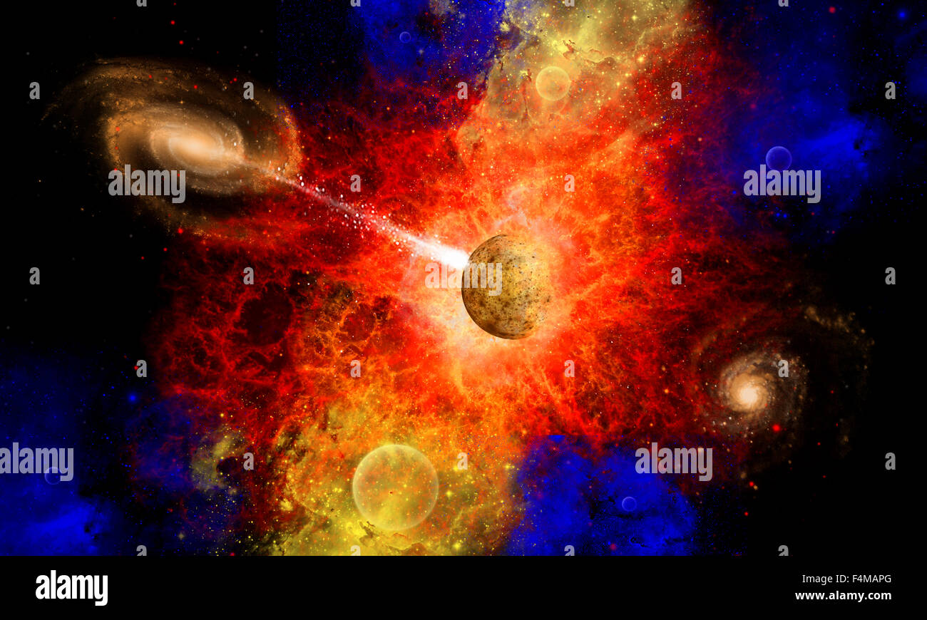 The Heat Death Of The Universe High Resolution Stock Photography And Images Alamy